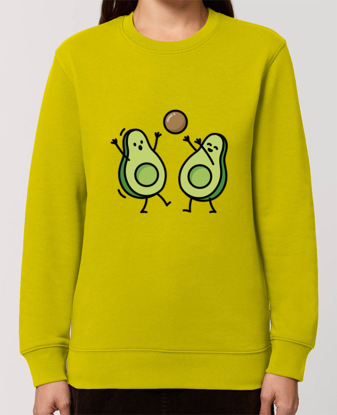 Sweat-shirt Avocado handball Par LaundryFactory