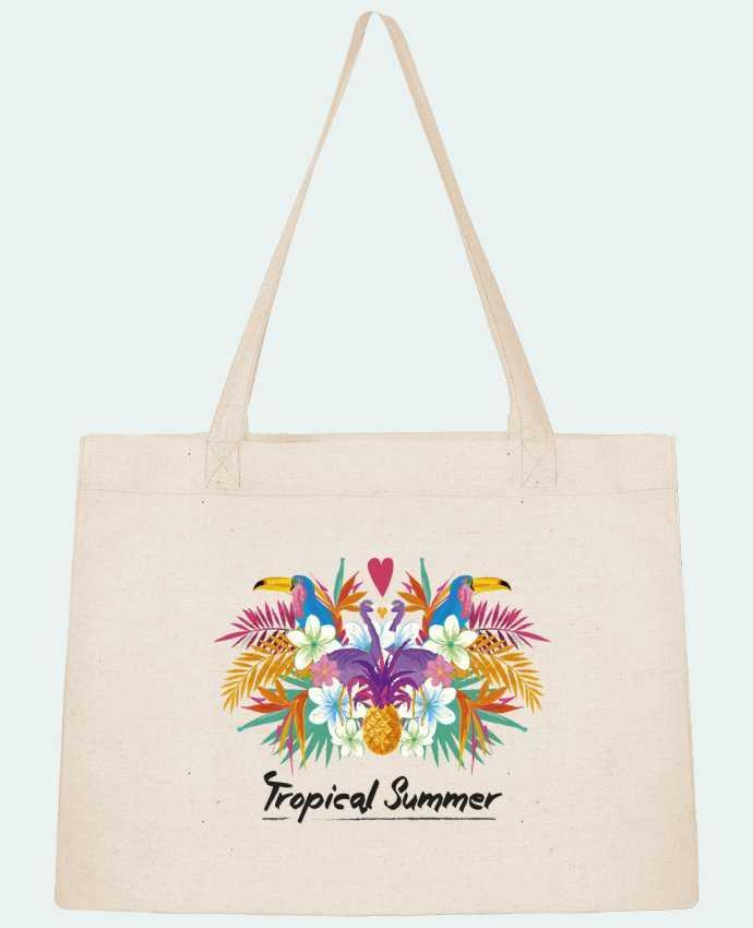 Sac Cabas Shopping Stanley Stella Tropical Summer par IDÉ'IN