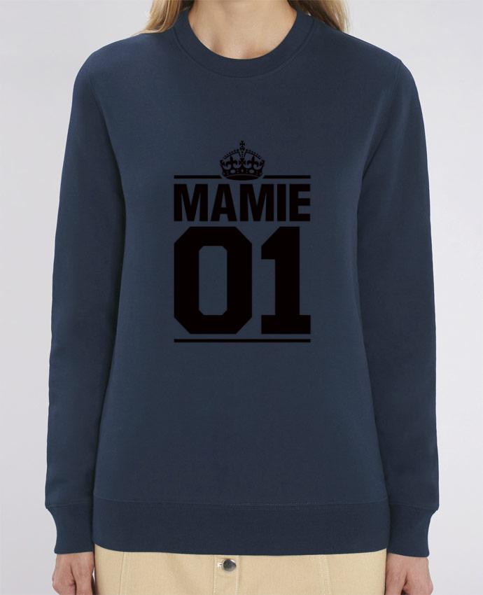 Sweat-shirt Mamie 01 Par Freeyourshirt.com