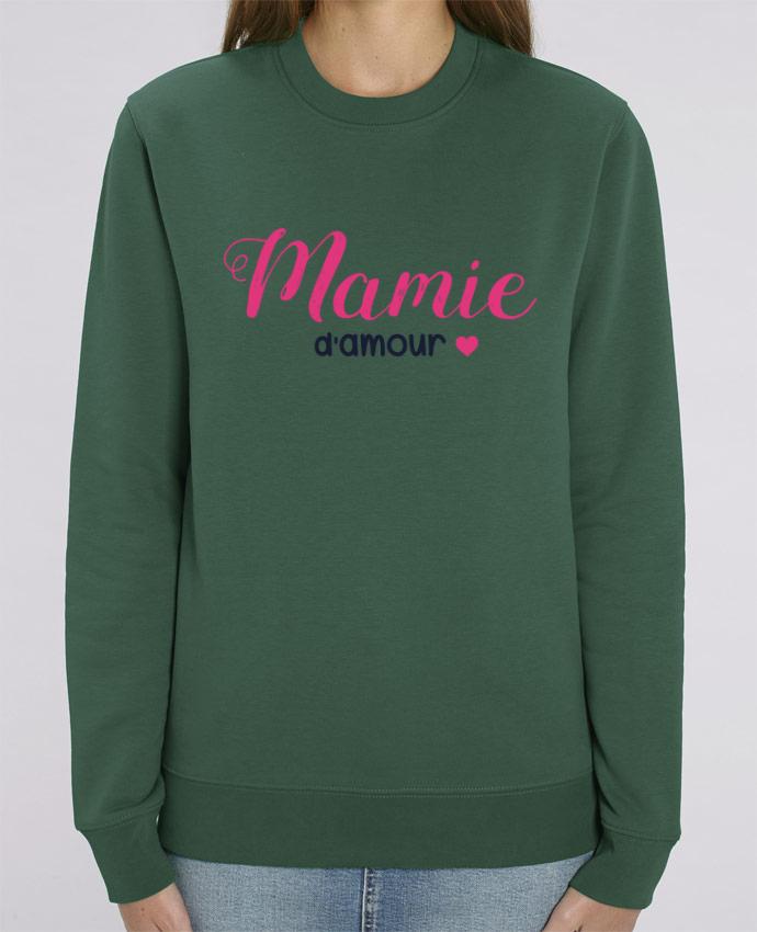 Sweat-shirt Mamie d'amour Par tunetoo