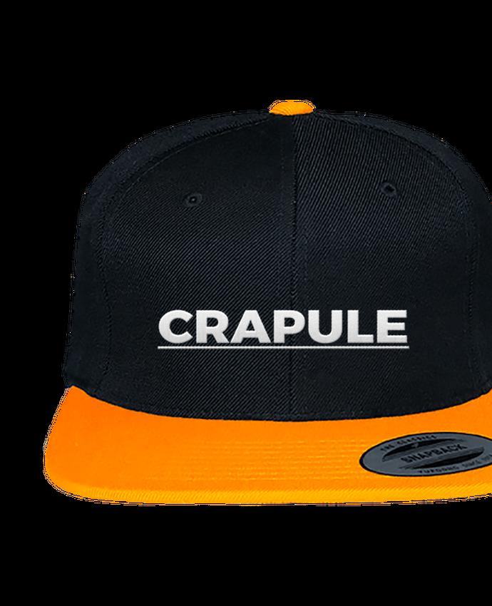 Casquette Snapback Bicolore Varsity bicolore Crapule par tunetoo