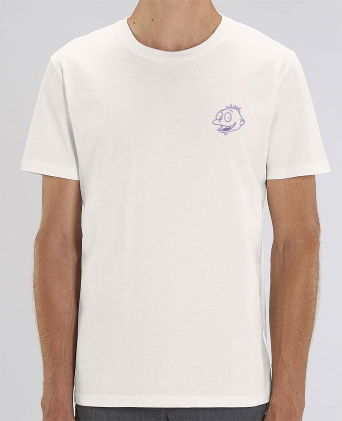 T-Shirt brodé Razmoket brodé par tunetoo