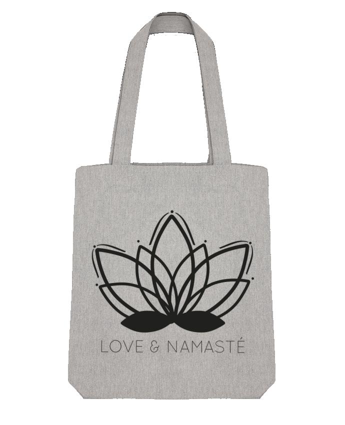 Tote Bag Stanley Stella Love & Namasté par IDÉ'IN