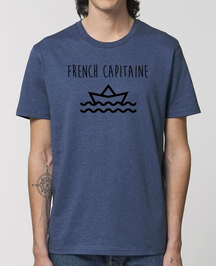 T-Shirt French capitaine par Ruuud