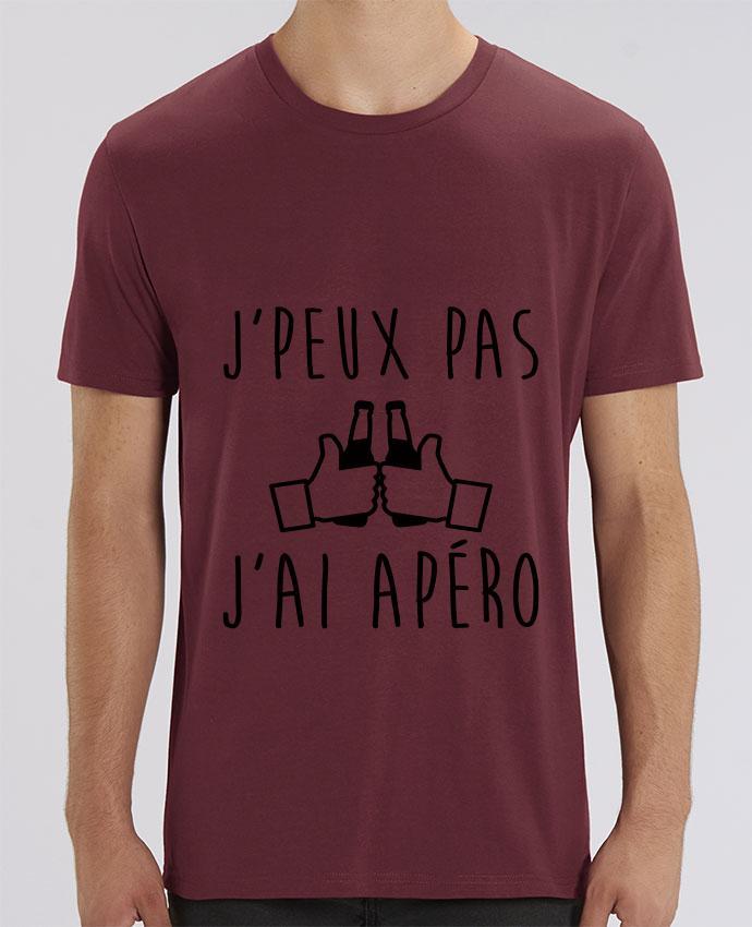T-Shirt J'peux pas j'ai apéro par Benichan