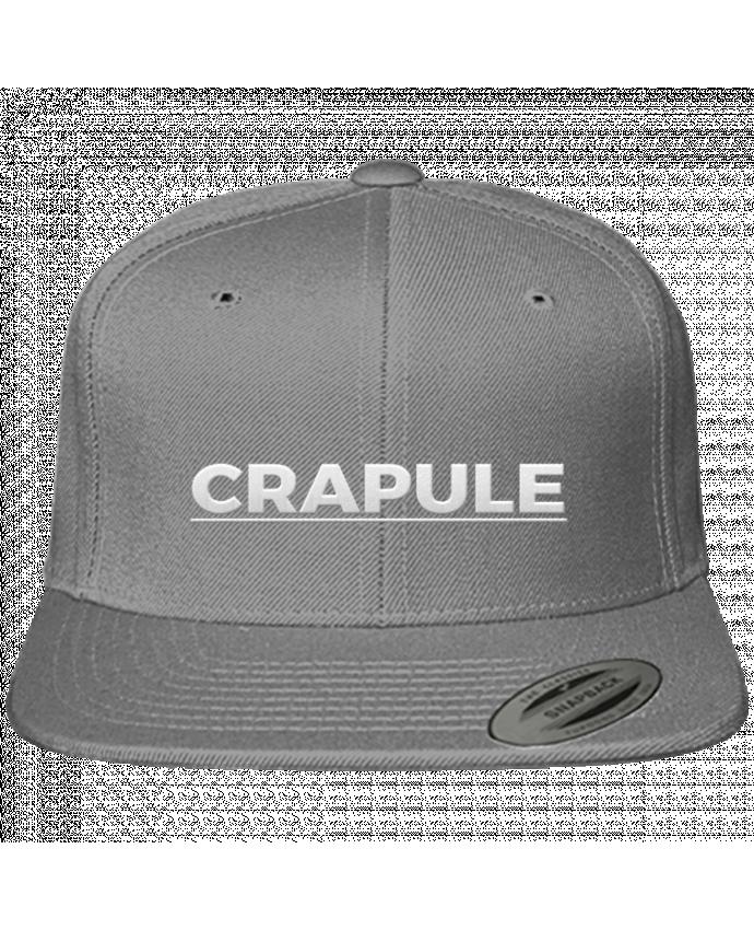 Casquette Snapback Classique Crapule par tunetoo