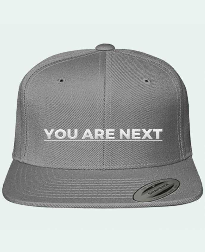 Casquette Snapback Classique You are next par tunetoo