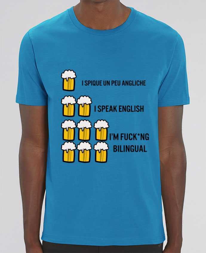 T-Shirt I'm bilingual par Kudice