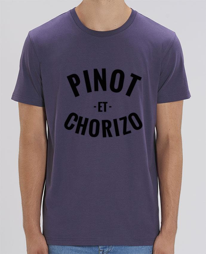 T-Shirt Pinot et chorizo par tunetoo