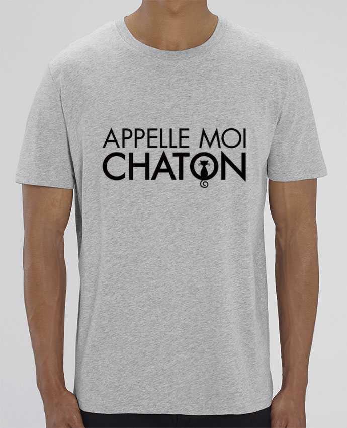T-Shirt Appelle moi Chaton par Freeyourshirt.com