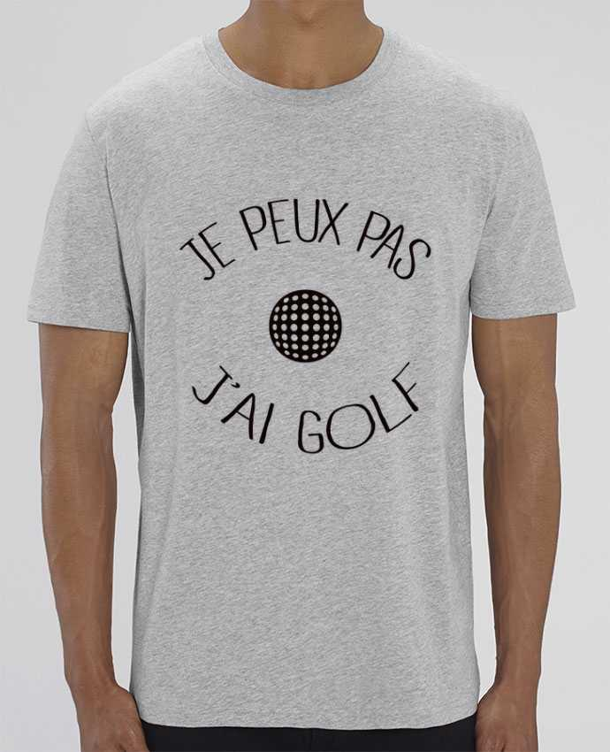 T-Shirt Je peux pas j'ai golf par Freeyourshirt.com