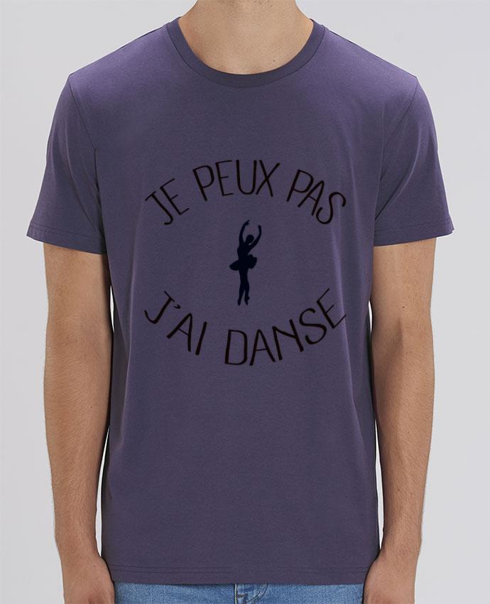 T-Shirt Je peux pas j'ai Danse par Freeyourshirt.com