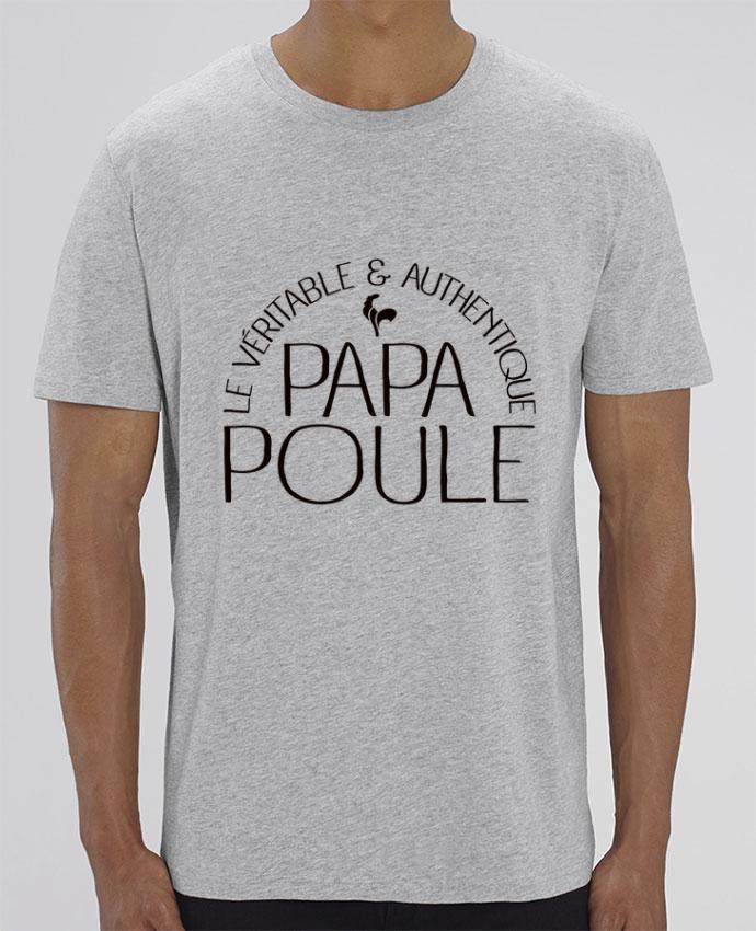 T-Shirt Papa Poule par Freeyourshirt.com