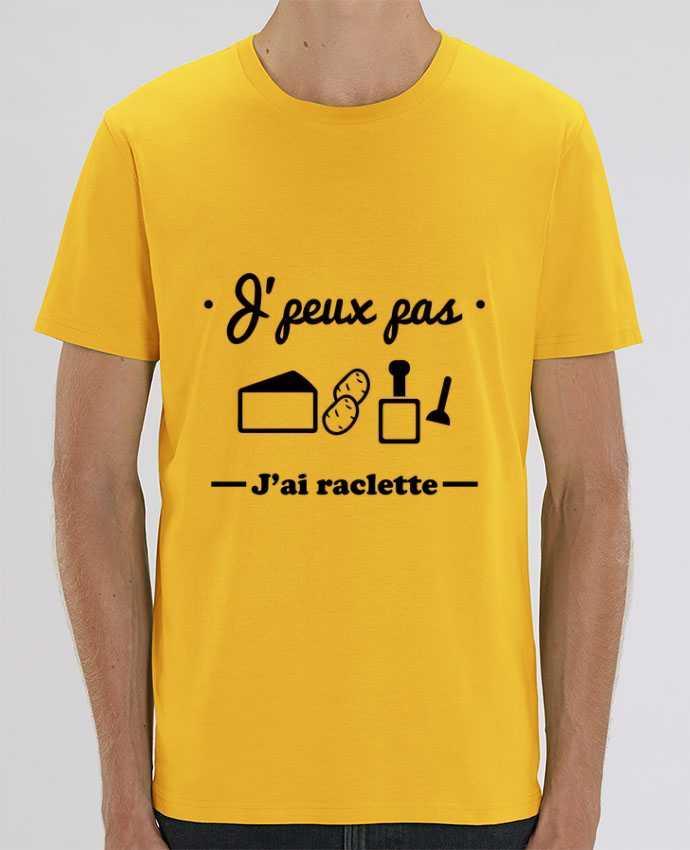 T-Shirt J'peux pas j'ai raclette par Benichan