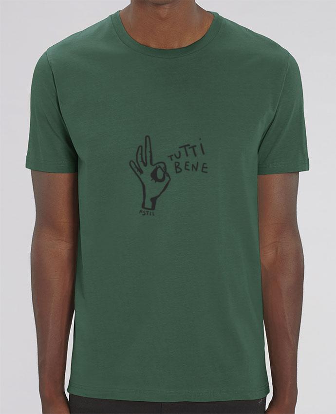 T-Shirt TUTTI BENE par RSTLL