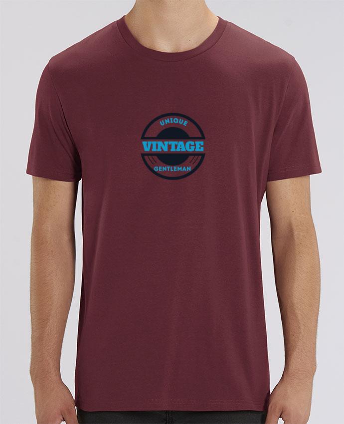 T-Shirt Unique vintage gentleman par Les Caprices de Filles