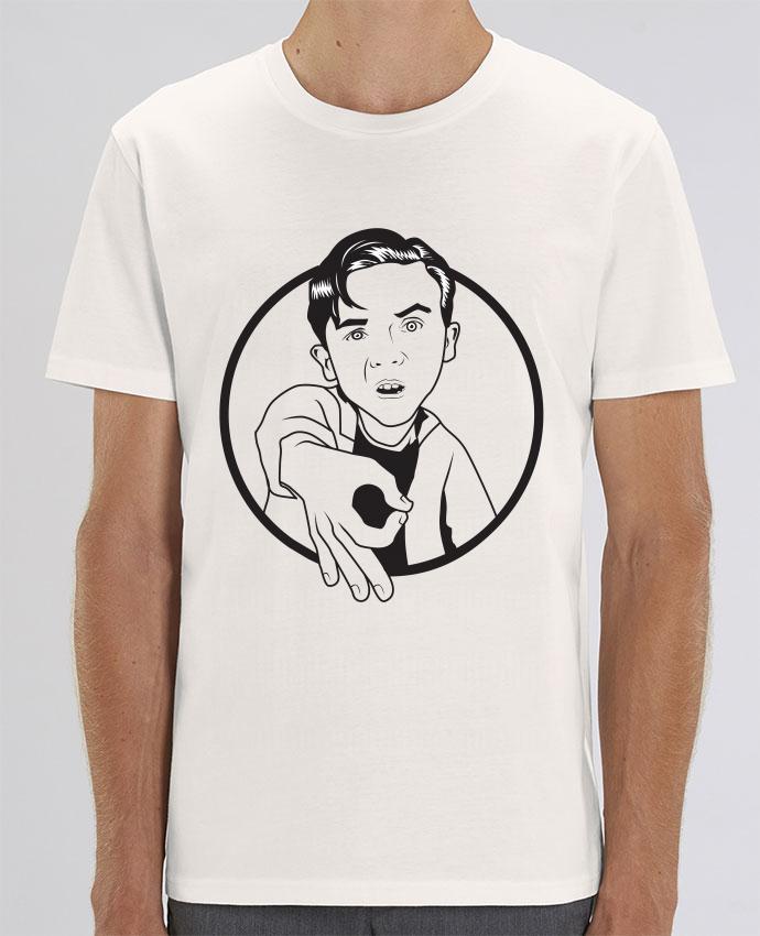 T-Shirt Malcolm, jeu de l'oeil par tunetoo