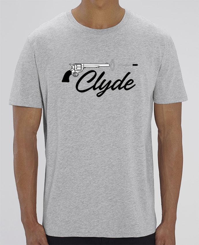 T-Shirt Clyde par tunetoo