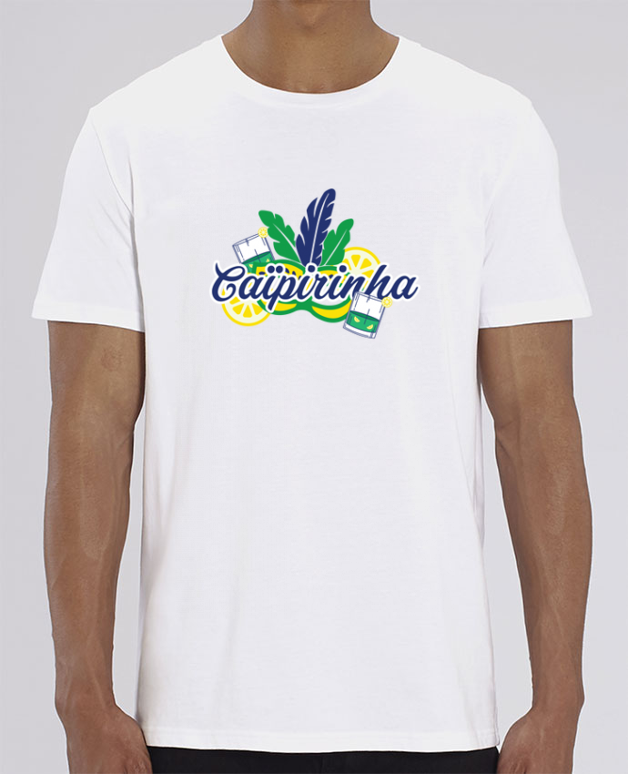 T-Shirt Caïpirinha Cocktail Summer par tunetoo