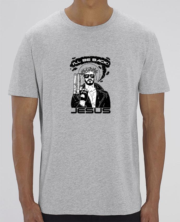 T-Shirt Terminator Jesus par Nick cocozza