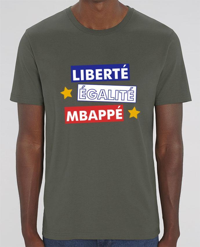 T-Shirt Equipe de France MBappé par tunetoo