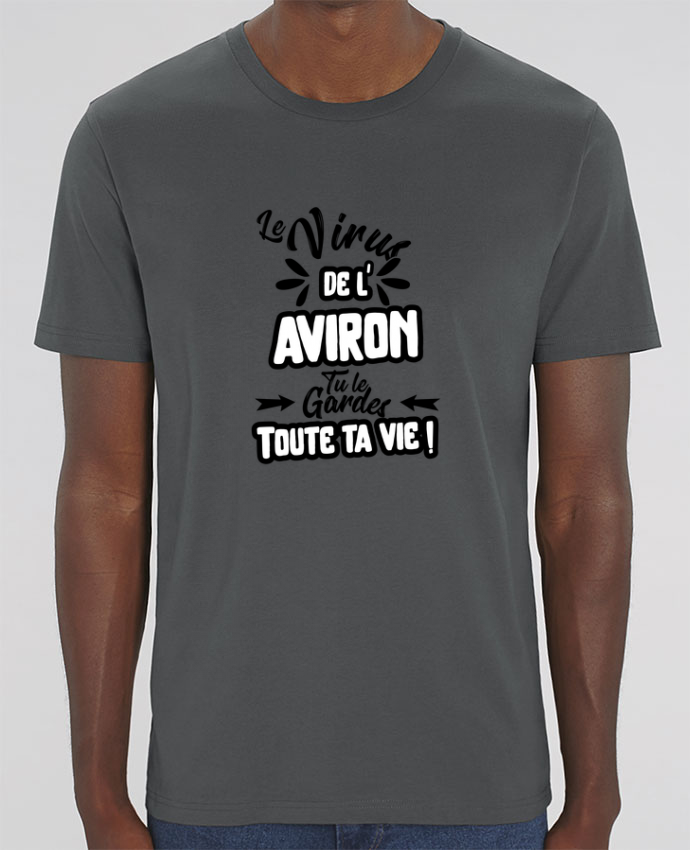 T-Shirt Virus de l'Aviron par Original t-shirt