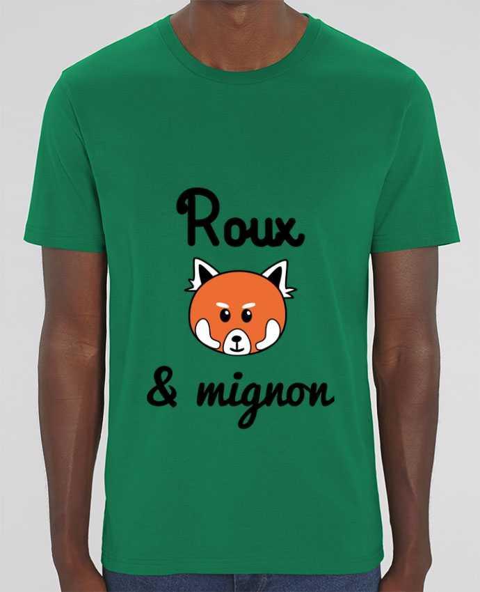 T-Shirt Roux & Mignon, Panda roux par Benichan