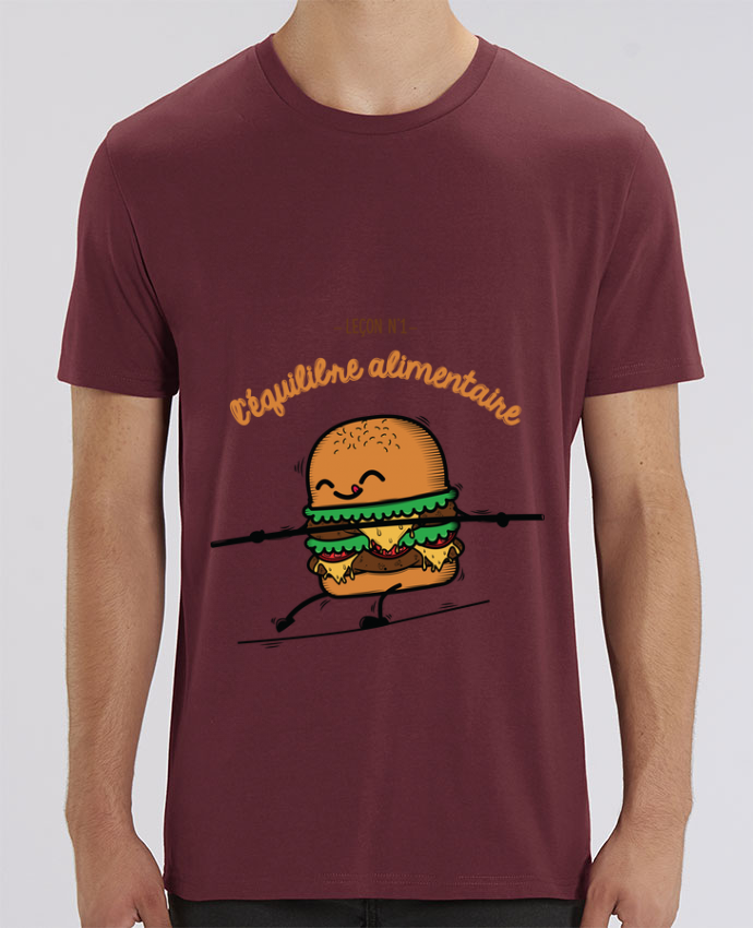 T-Shirt Equilibre alimentaire par PTIT MYTHO