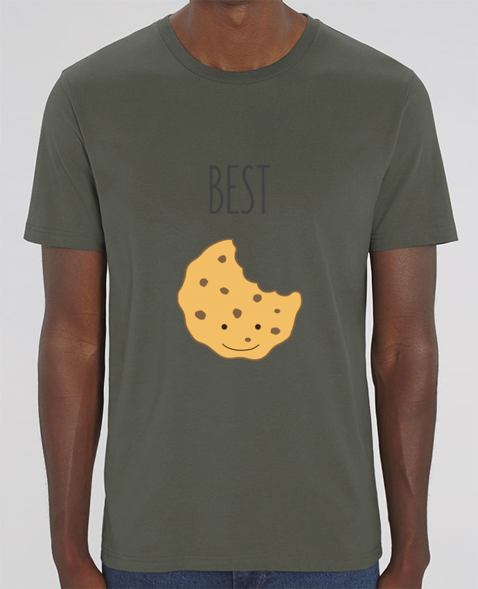 T-Shirt BFF - Cookies & Milk 1 par tunetoo
