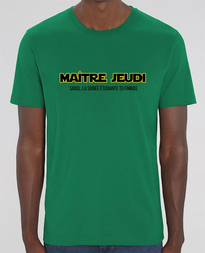 T-Shirt Maître jeudi par tunetoo