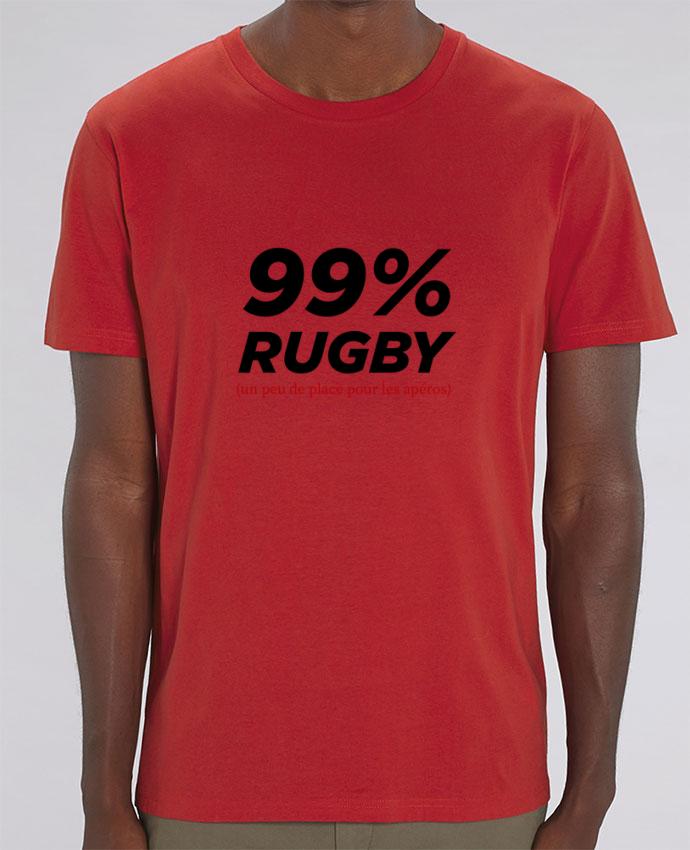T-Shirt 99% Rugby par tunetoo