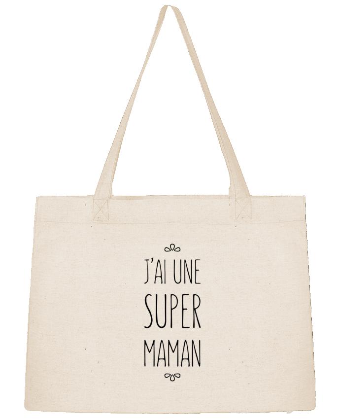 Sac Shopping J'ai une super maman par tunetoo