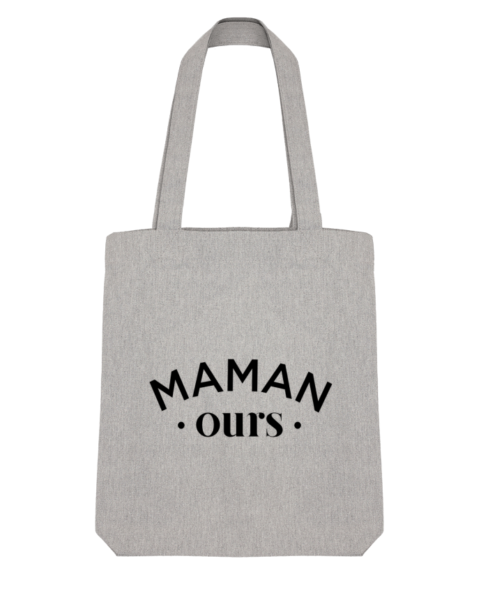 Tote Bag Stanley Stella Maman ours par tunetoo
