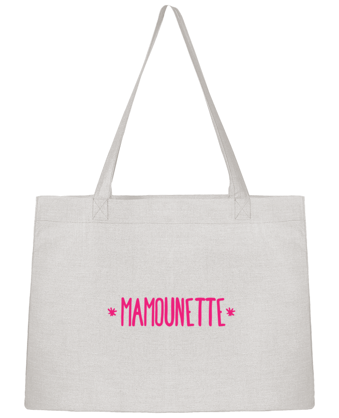 Sac Shopping Mamounette par tunetoo