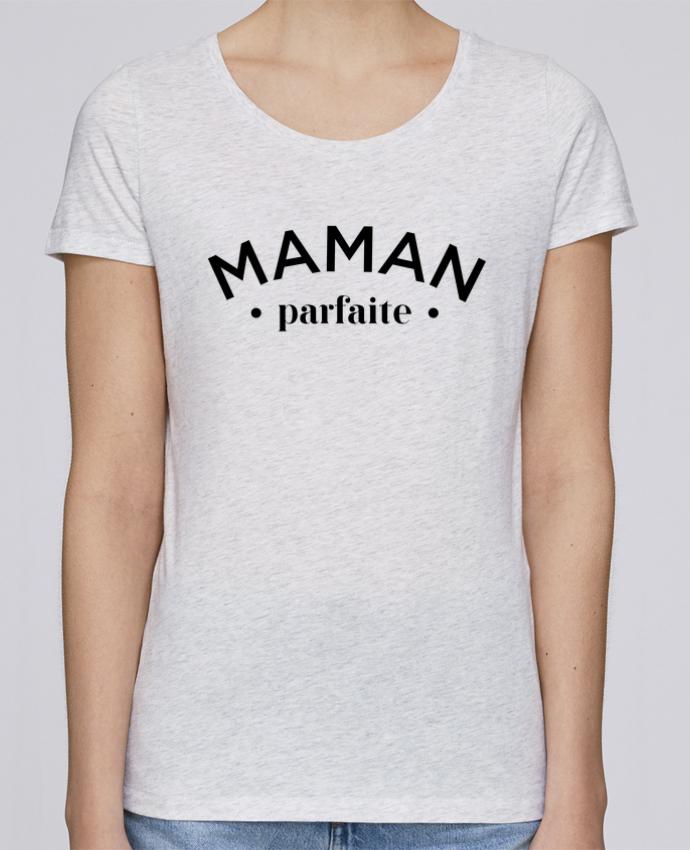 T-shirt Femme Stella Loves Maman parfaite par tunetoo
