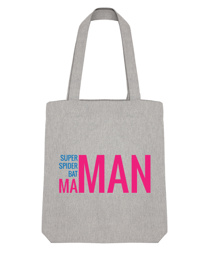 Tote Bag Stanley Stella superMAMAN par tunetoo