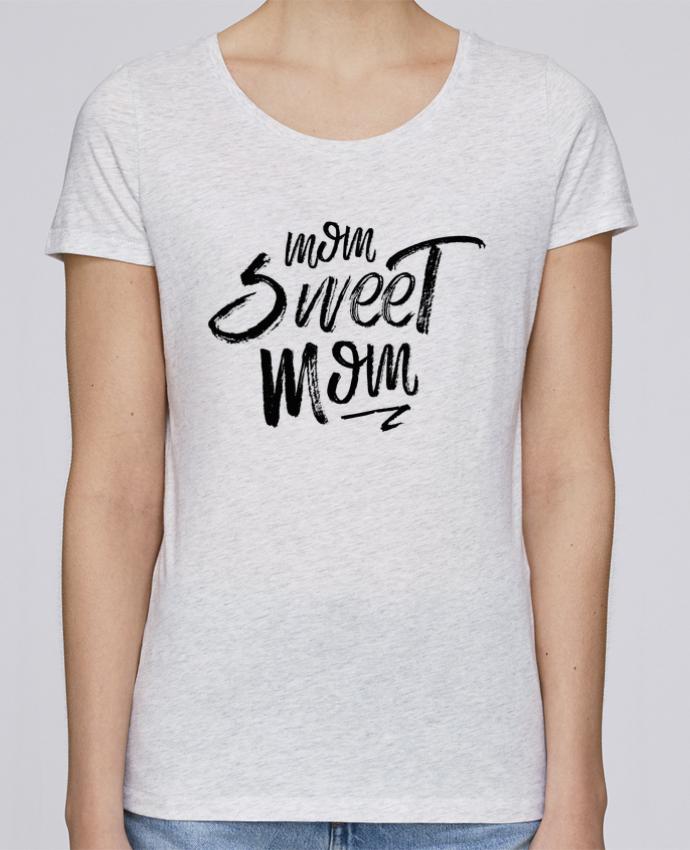 T-shirt Femme Stella Loves Mom sweet mom par tunetoo