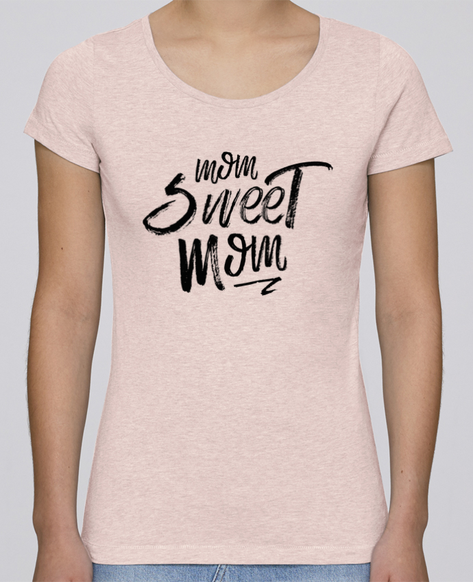 T-shirt Femme Stella Loves Mom sweet mom par tunetoo