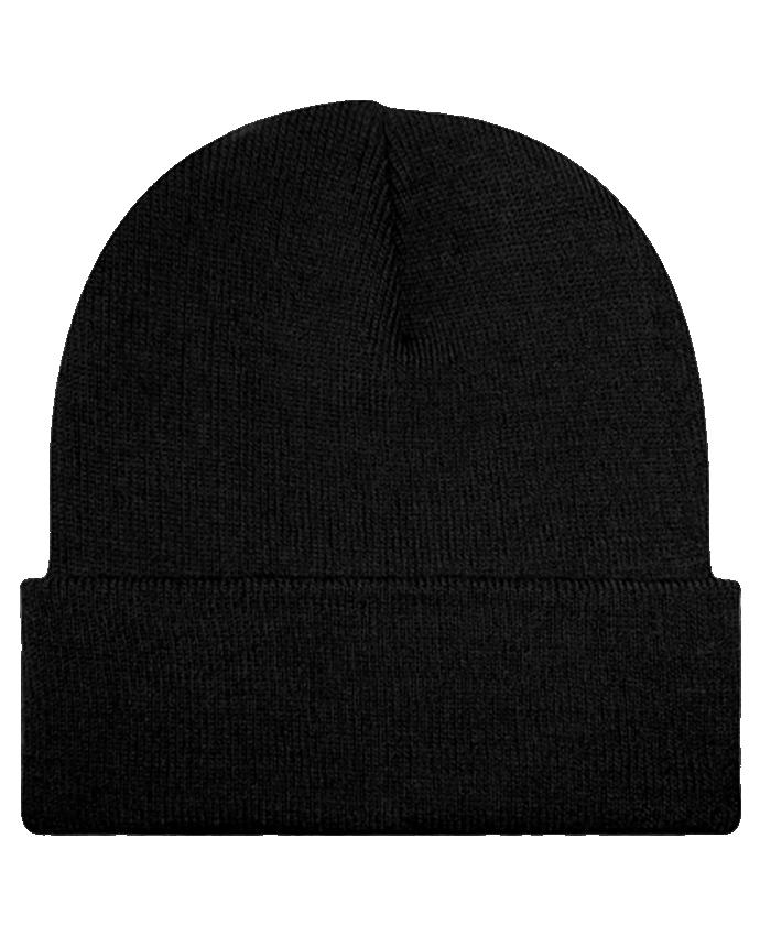 Bonnet  Râleuse noir by Tunetoo
